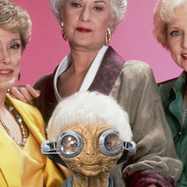 Maz Kanata - Golden Girls
