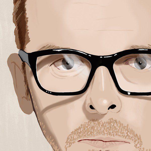 Simon Pegg WIP